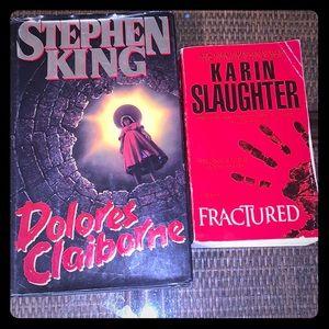 Crime Fiction NY best seller book box 2